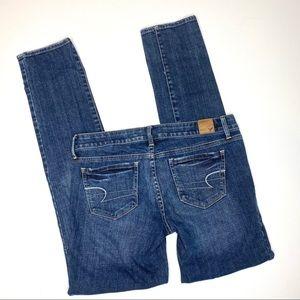 American Eagle AE jeans skinny sz 6